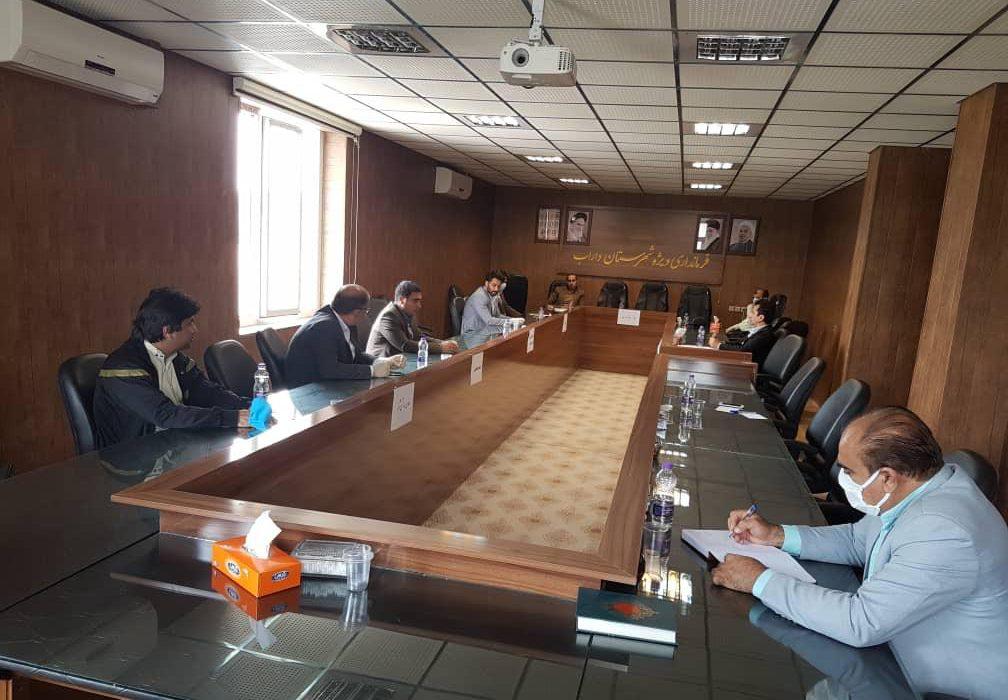 رئیس دادگستری داراب: لزوم اتخاذ تدابیر و اقدامات قانونی در برابر سودجویان در اراضی ملی