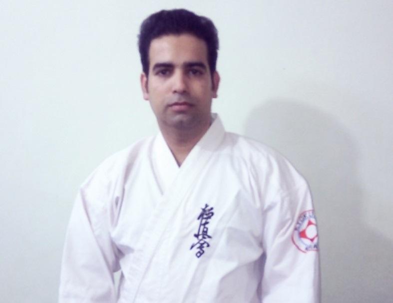 کاراته کار دارابی به عنوان مسئول کميته داوران کيوکوشين استان فارس انتخاب شد