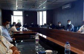 فرماندار ویژه شهرستان داراب در نشست هم اندیشی با اعضای انجمن توسعه پایدار: ما می توانیم با مسئولین شهرستانی تعامل خوبی داشته باشیم و مشکلات را حل کنیم