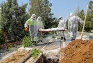 رئیس مرکز بهداشت شهرستان داراب: ۹۰ درصد فوتی های بیماری کرونا در شهرستان داراب، بیماری زمینه ای داشته اند