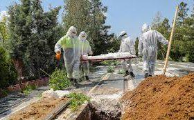 آمار مبتلایان ۷۰۶و فوتی ها داراب به ۱۸ نفر رسید/ خطر ابتلا به کرونا کادر پزشکی را تهدید می کند