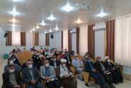 آیین تکریم ومعارفه روسای شبکه و مرکز بهداشت شهرستان داراب برگزار شد