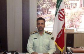 فرمانده انتظامی داراب: کشف بیش از ۵ تن انواع مواد مخدر در ۶ ماهه نخست سال جاری  در داراب