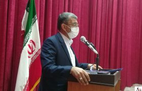 فرودی رئیس ستاد پیشگیری و مبارزه با کرونا شهرستان داراب: محدودیت های کرونا تا ۱۰ آبان ماه  تمدید شد
