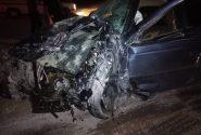 ۵ کشته و زخمی در  تصادف پراید،پژو در محور داراب- بندرعباس