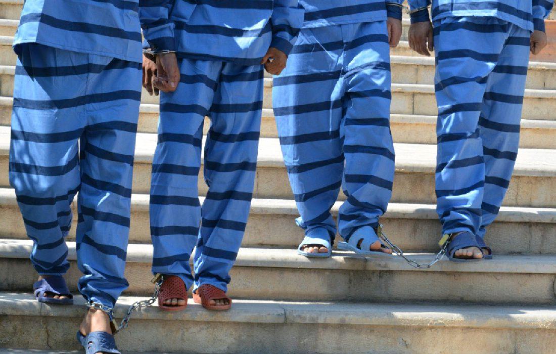 با دستگیری۷ سارق؛  ۳۶ فقره سرقت در داراب کشف شد
