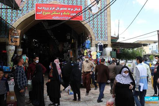 اطلاعیه ستاد پیشگیری و مبارزه با کرونا شهرستان داراب/ در هفته پیش رو کلیه اصناف بجز مشاغل پرخطر اجازه فعالیت دارند