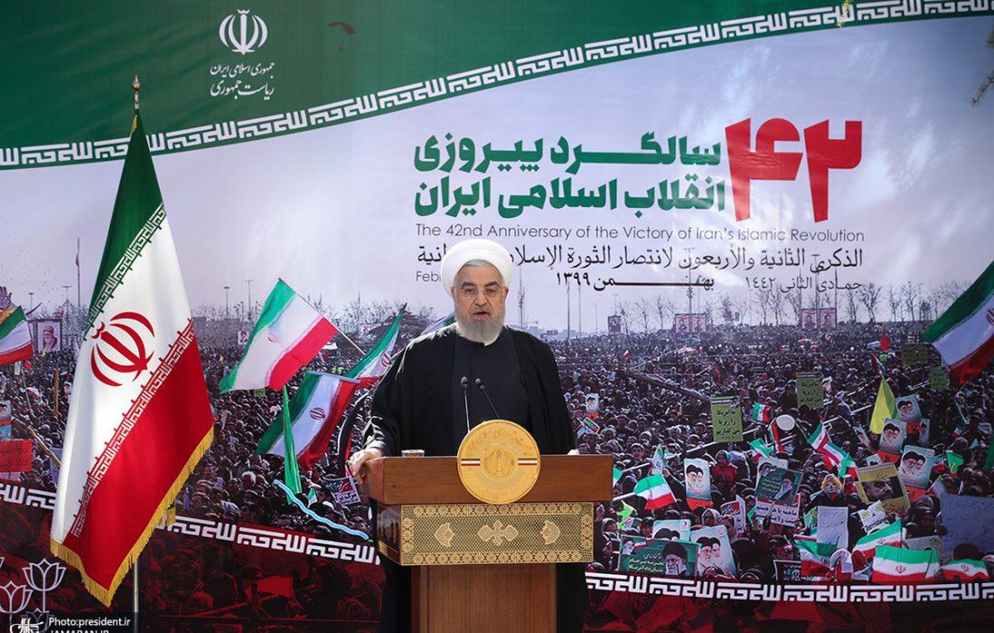 روحانی: بعد از ۳ سال جنگ اقتصادی، در حال پیروزی هستیم/ برای پیروزی نهایی هنوز به صبر و مقاومت نیاز داریم