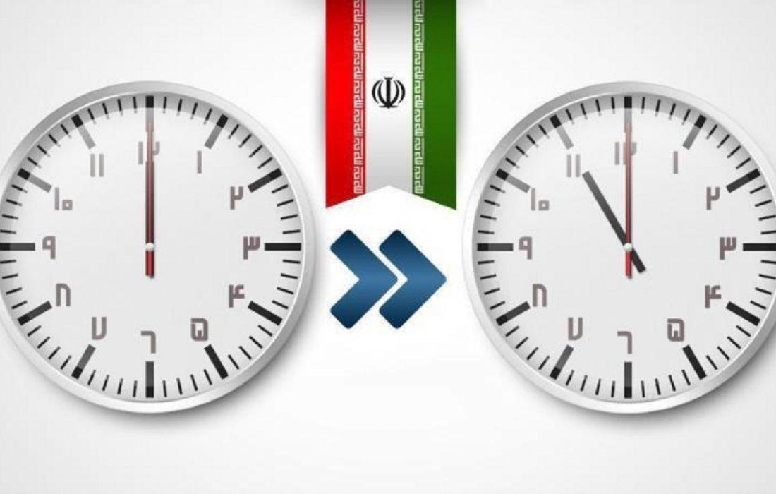 رئیس فراکسیون محیط زیست مجلس: قانون تغییر ساعت رسمی کشور در سال ۱۴۰۰ اجرایی نمیشود