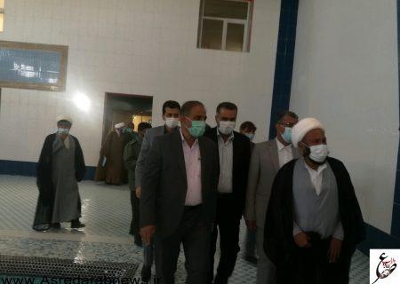 در ششمین روز از دهه فجر، ۶ پروژه در حوزه آموزش و پرورش با حضور مدیر کل نوسازی و توسعه مدارس استان فارس افتتاح شد