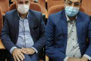مراسم تکریم و معارفه رؤسای قدیم و جدید اداره زندان داراب برگزار شد