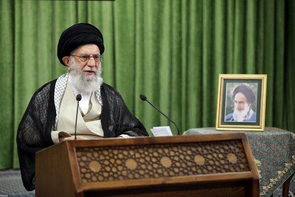 رهبر  معظم انقلاب: تحقق جمهوری اسلامی در گرو تحقق هر دو بُعد آن یعنی جمهوریت و اسلامیت است
