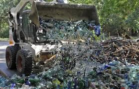 امحای ۲ هزار جام قلیان در داراب