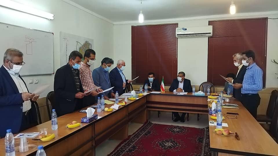 اولین جلسه منتخبین ششمین دوره شورای شهر داراب/ هیات رئيسه انتخاب شد