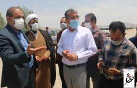 بازدید سه مدیر کل استانی از دهستان کوهستان رستاق