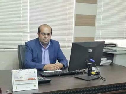 غلامرضا انصاری به عنوان کشاورز نمونه بین المللی در جشنواره کمیته بین المللی آبیاری و زهکشی انتخاب شد